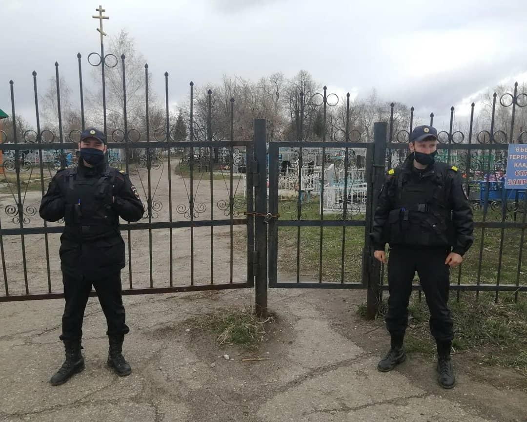 Как отмечают в администрации Петровского района, петровчане с пониманием отнеслись к запрету на посещение кладбищ в период действия ограничительных мер