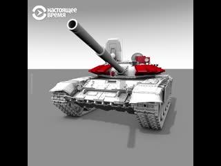 Танки T-72Б3 как доказательство участия российских военных в бою под Иловайском в 2014 году