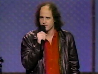 """Comic Relief """"Steven Wright"""" Stand Up Comedy 1987"""