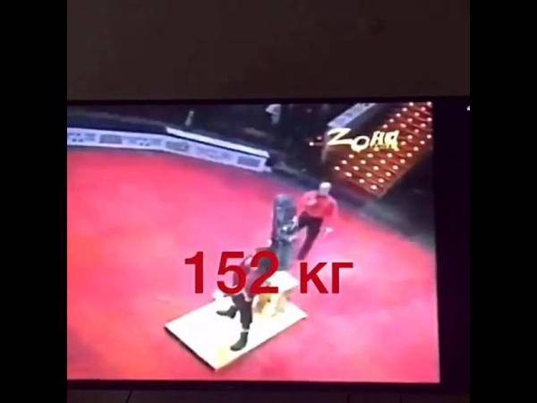 Чеченец Асланбек побил рекорд Дмитрия Халаджи
