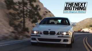 The E39 BMW M5 | The Next Big Thing with Magnus Walker