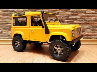 RC Cars How To Waterproof RC Electronics Austar Land Rover Defender D90 Body  RC Extreme Pictures