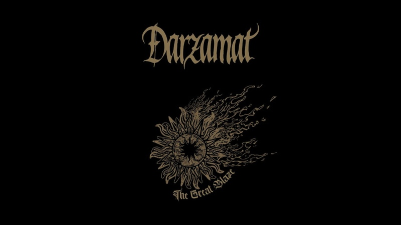Darzamat The Great Blaze Official Music Video Symphonic Black Gothic Metal Poland