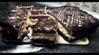 ШОКОЛАДНЫЙ ТОРТ УЛЫБКА Перевернёт ВАШЕ СОЗНАНИЕ ОOOЧЕНЬ ВКУСНЫЙ | CHOCOLATE CAKE RECIPE