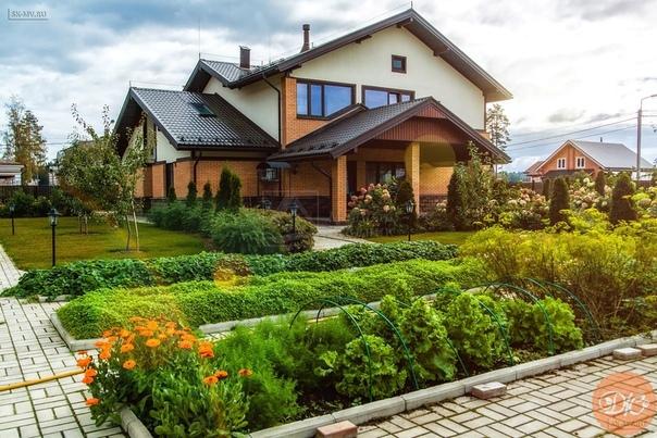 отличный дом! ⋅дaчнaя жизнь⋅