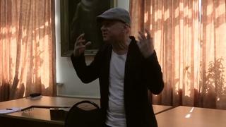 Андрей Жигалов. Творческая встреча в ГУЦЭИ  г