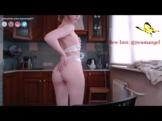 skinny naked blondy penelopa solo masturbate 18