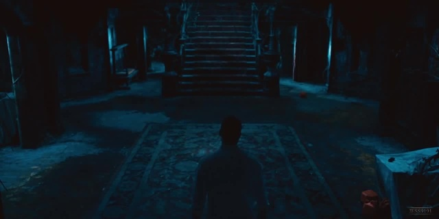 The Haunting of Hill House Paint It Black