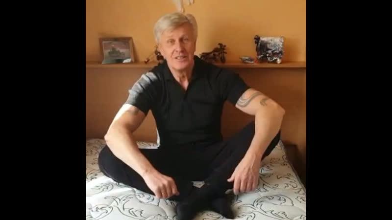Александр Загорский выбирает качество Sleepkaif