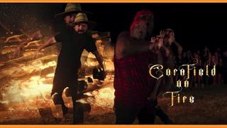 Demun Jones - Cornfield On Fire (Official Music Video) featuring Krizz Kaliko and Burn County