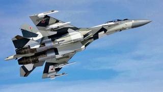 Sukhoi Su-35 In Action 2020
