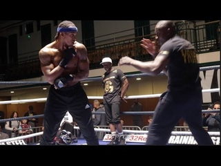 🦁BEAST!! ANTHONY YARDE🦁 SHOWS OFF HIS IMPRESSIVE DEFENSIVE SKILLS WITH TRAINER TUNDE 'BUBA' AJAYI
