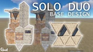 Solo duo bunker base design