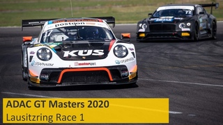 ADAC GT Masters | Lausitzring 2020 | Race 1 | English | Live