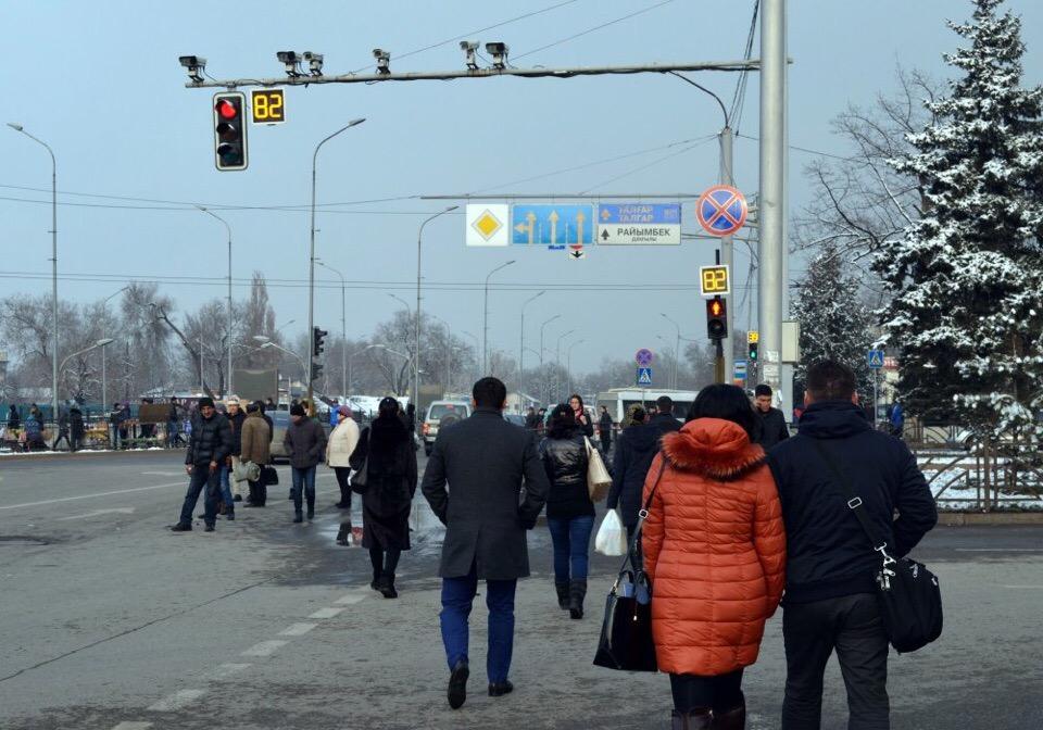 Из Талгара и Каскелена запустят новые маршруты в Алматы ____