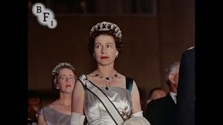 Queen Elizabeth II in Pakistan (1961) | BFI National Archive