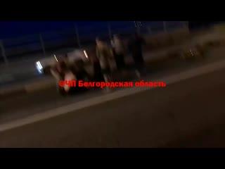 Белгородский район.  В с. Севрюково водитель ГАЗели сбил женщину.