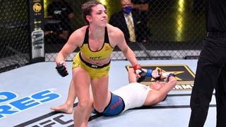 A ascensão de Mackenzie Dern | UFC 256