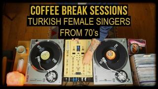 CBS: Turkish Female Singers from 70's Vinyl Set