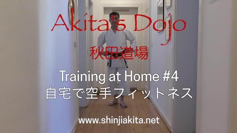 МБИ 208 Практика Karate Fitness Training at Home 4