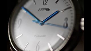 #ASMR Vostok Classica 690B21 watch HD Video (Часы Восток Классика 690B21)
