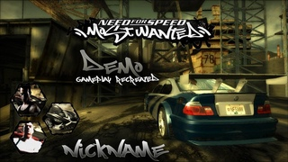 NFS MOST WANTED   DEMO   PS2