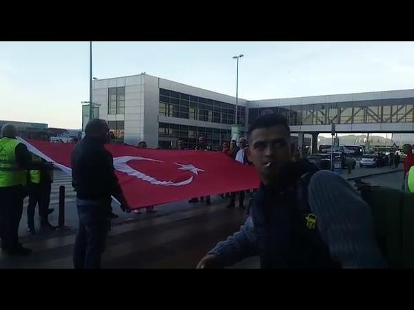 Sabiha Gökçen havalimanı Atatürk saygı duruşu смотреть онлайн без регистрации