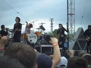 Here's to Us - Halestorm - Carolina Rebellion 2013