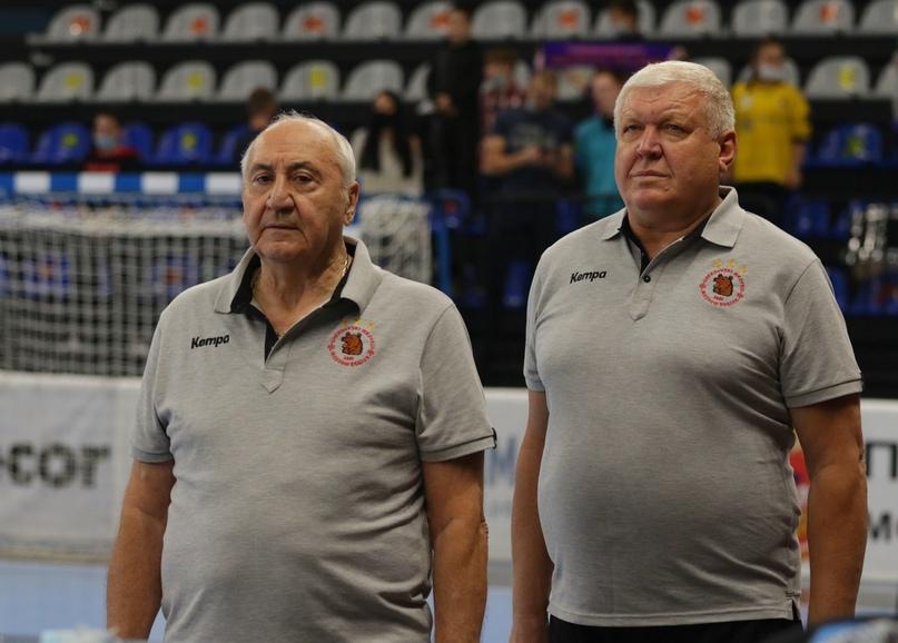 Владимир Максимов и Евгений Трефилов