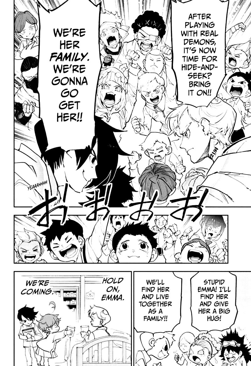 The Promised Neverland, Chapter 179, image #19
