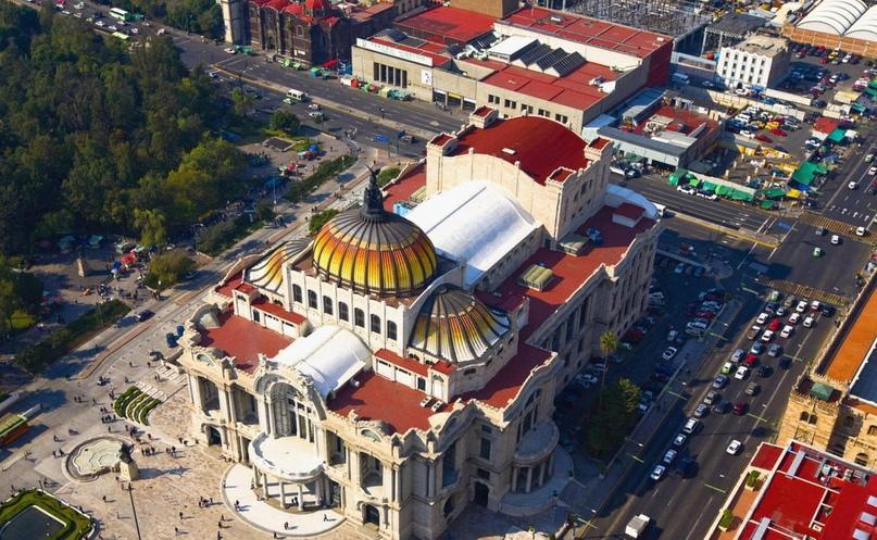 Удивительная Мексика, изображение №12