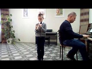 """100385 Храпач Егор Инструментальное исполнительство, духовые - флейта. """"Хороший день"""" Д. Шостакович."""