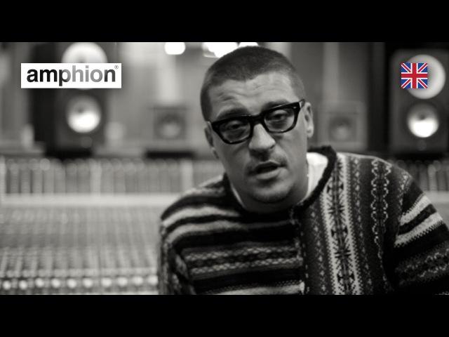 Anton Belyayev on Amphion One18 Studio Monitors