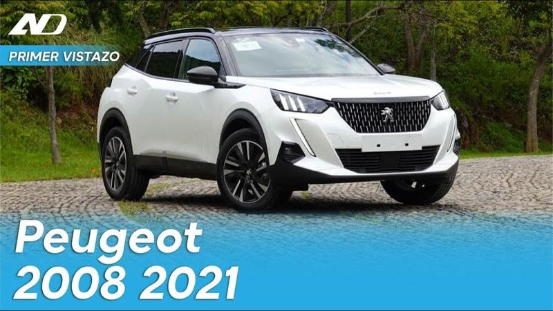 Peugeot 2008 2021 - El auto con más propuesta del año | Primer Vistazo