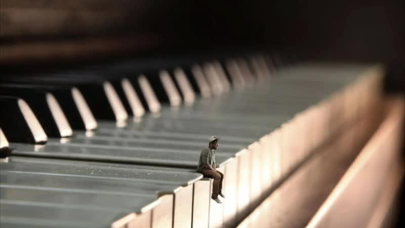 Одинокий музыкант