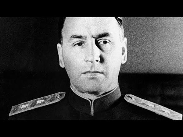Маршалы Победы Антонов Алексей