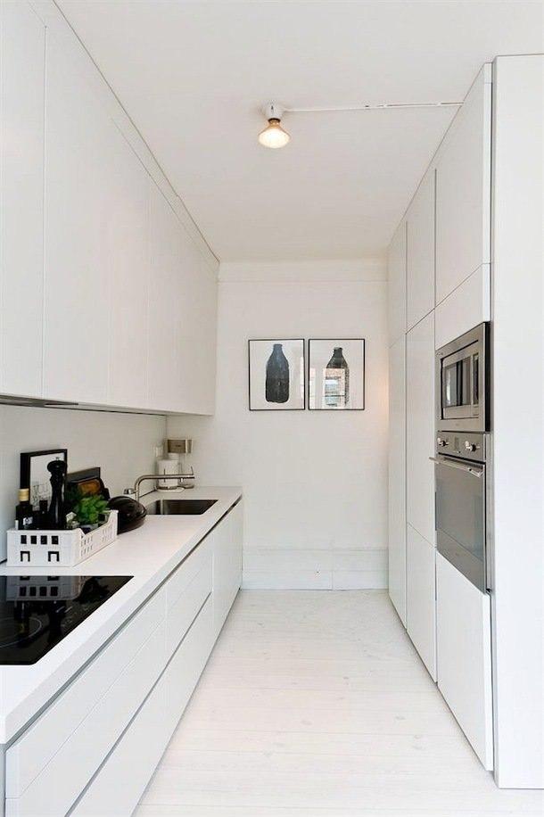 Дизайн маленькой кухни: 8 практичных советов, изображение №8