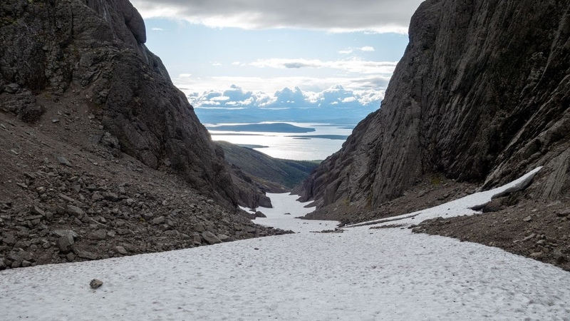 Путешествие в Хибины 2020 Часть 1 От ущелья Аку Аку на восток