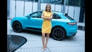Porsche MACAN S has the tiger sharpened its claws