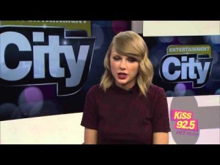 Up Close & Personal With Taylor Swift Part 3   KiSS 92.5