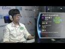 [SPL2014] Cure(JINAIR) vs hitmaN(KT) Set2 Frost -EsportsTV, SPL2014