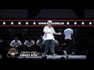 Popping Judge Showcase | Sonic + Crazy Kyo + Hugo + Iron Mike + Jr Boogaloo | KOD10