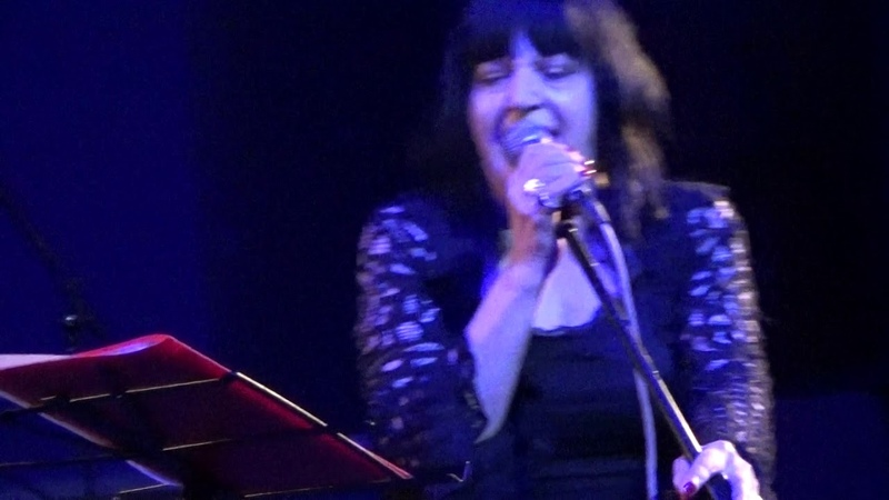 Lydia Lunch's Big Sexy Noise Live In Saint Petersburg