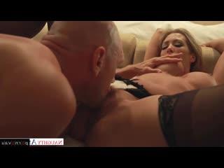 Capri Cavanni, Johnny Sins Blondes, Premium, Between boobs, Beautiful lingerie, In condom, Cumshot in mouth, Intimate