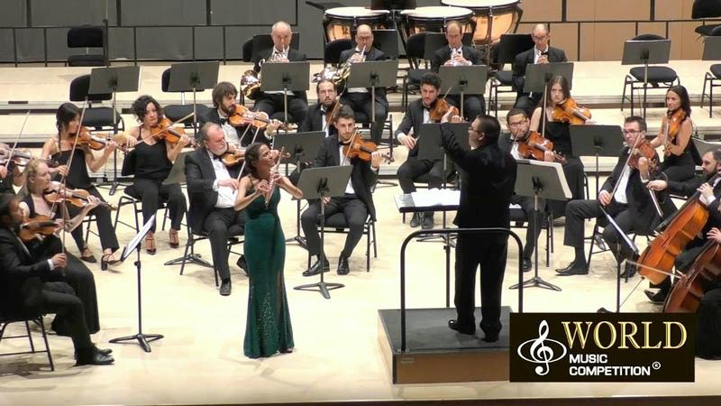 Mozart: Flute Concerto / Castello Symphony Orchestra • E. Franch, soloist • D. Polyakov, conductor