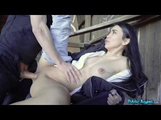 Alina Crystall - Asian fucked in abandoned building порно porno