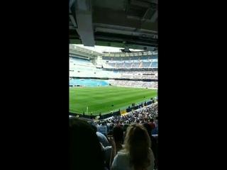 El Bernabéu pide Mbappé a Florentino en la presentación de Hazard