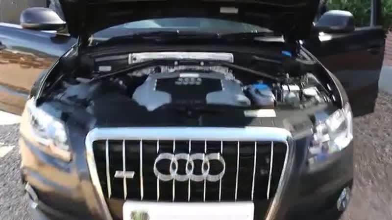 Audi Q5 S Line 3.0 TDi Quattro Special Edition Automatic in Lava Grey with Full