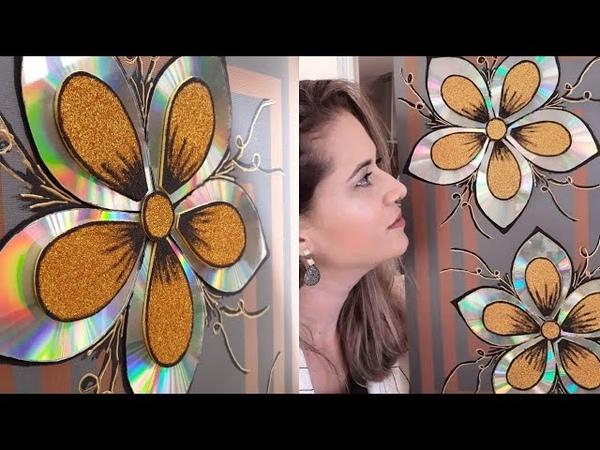Artes com CD´s FLORES e Canais sugeridos na descrição do vídeo