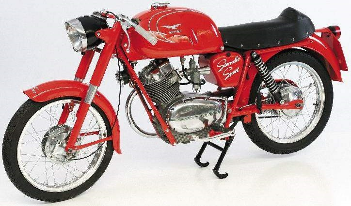 Обэрден Бецци: концепт Moto Guzzi Stornello 850